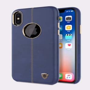iPhone X Nillkin Leather Case