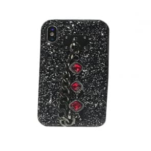 iPhone X Bling Clutch Case