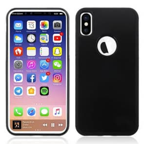 iPhone X Wall Stick Anti Gravity Case