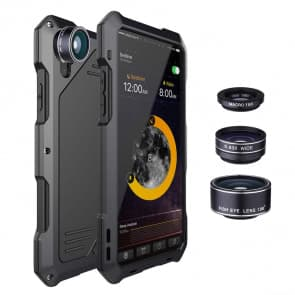 iPhone X Camera Lens Enhacement Case