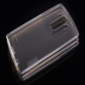 Clear Ultra Thin Case for LG G4 Compatible with Leather Back