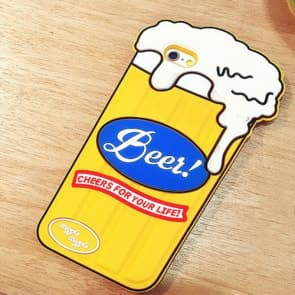 Beer Glass Shaped Silicone Case for iPhone 7