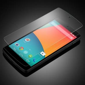 Glass-M Premium Tempered Glass Screen Protector for Nexus 5