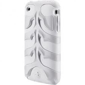 SwitchEasy White CapsuleRebel M Menace Case for iPhone 3G 3GS