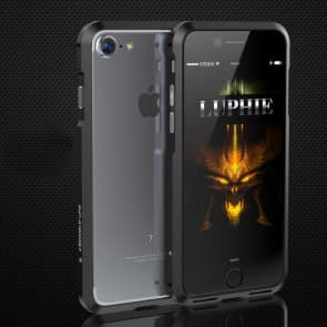 Luphie Protective Stealth Bumper Metal Case iPhone 7