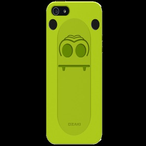 O!coat-FaaGaa Animal Case with stand for iPhone 5 5s Crocodile