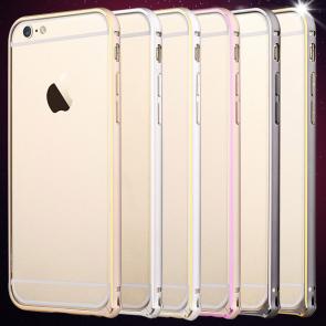 Metal Aluminum Elegant Bumper Case for iPhone 6