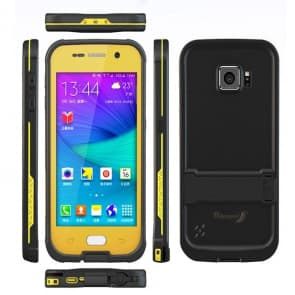 Waterproof Shockproof Case with Stand for Galaxy S6