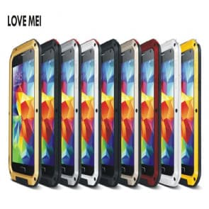 Galaxy S5 Extreme Heavy Duty Case