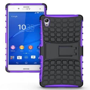 Sony Xperia Z3 Tough Shockproof Defender Case