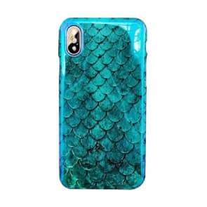 Shiny Fish Scales iPhone X Case