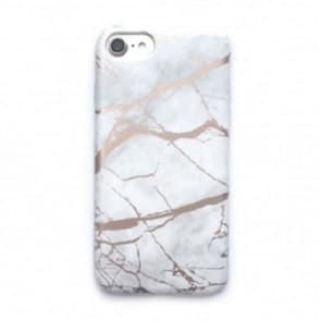 Recover White Marble iPhone 8 7 Case
