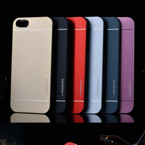 Motomo Japan Brushed Aluminum Alloy Metal Case for iPhone 6 Plus
