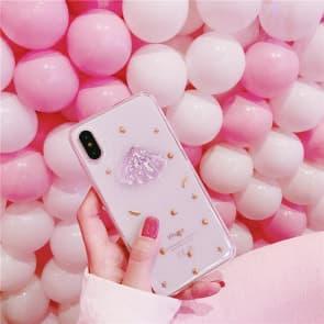 3D Shell Beach iPhone X Case