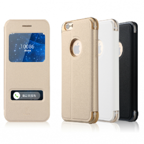 Baseus Flip Pure View Case for iPhone 6 Plus