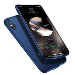 Ultra Thin Smart Battery Case for iPhone X