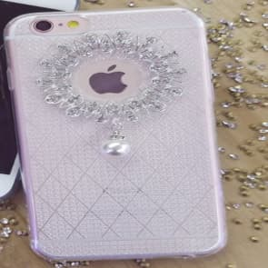 Shiny Pearl Womens Case For iPhone 6 6s Plus